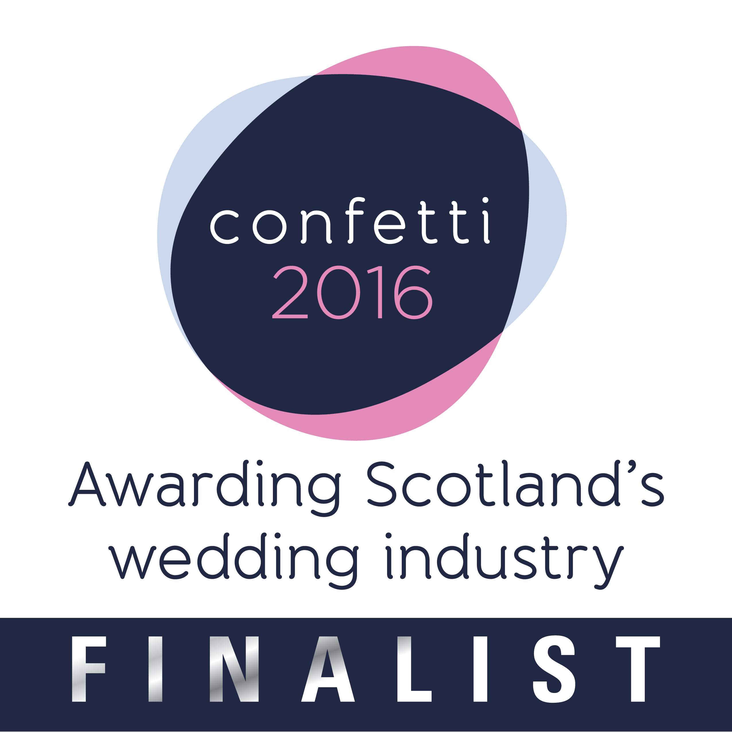 Confetti Awards Finalist 2016